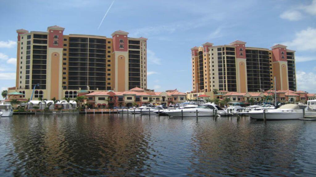 Apartmán s výhledem na přístav