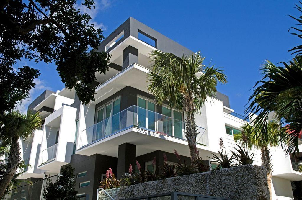 Luxusní apartmán v centru finanční čtvrti Miami