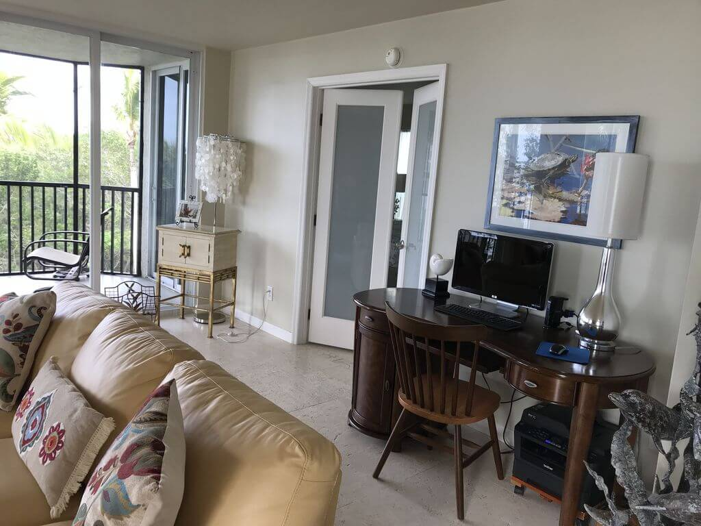 Nábřežní apartmán