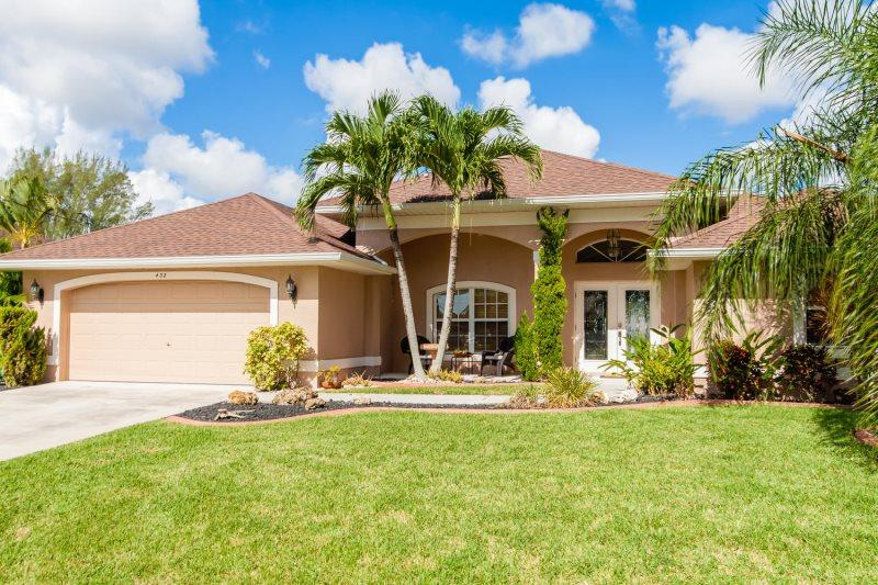 Vila Gulf Retreat v Cape Coral