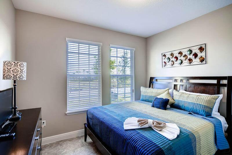 Prostorný dům v privátní komunitě Solterra Resort 10 minut od Disney