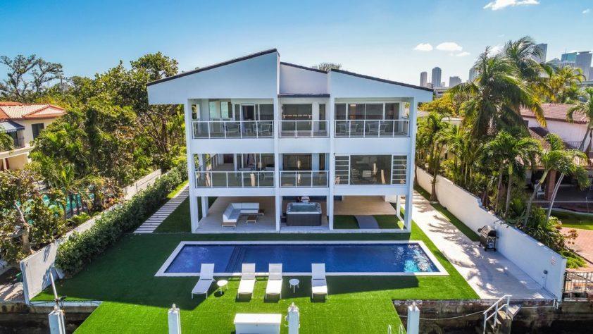 Moderní vila Venetia Miami Beach