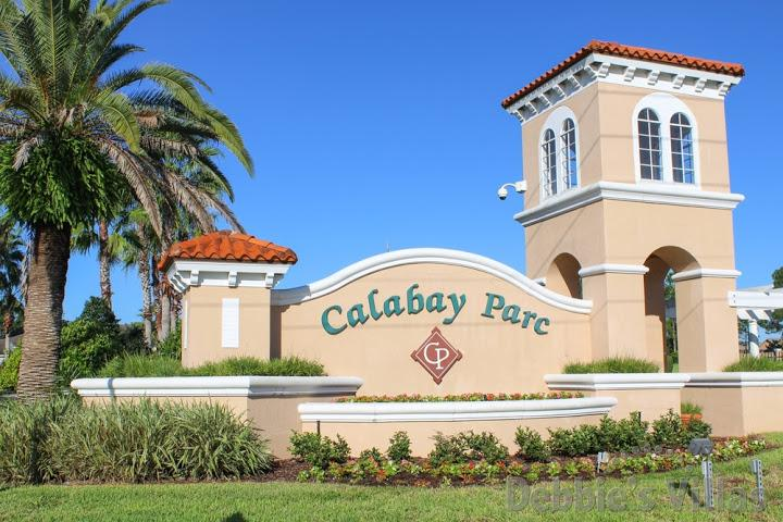 Vila v resortu Calabay Parc