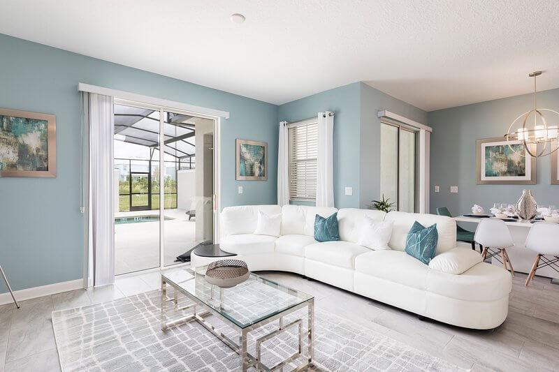 Luxusní rodinný dům v Champions Gate nedaleko Walt Disney World