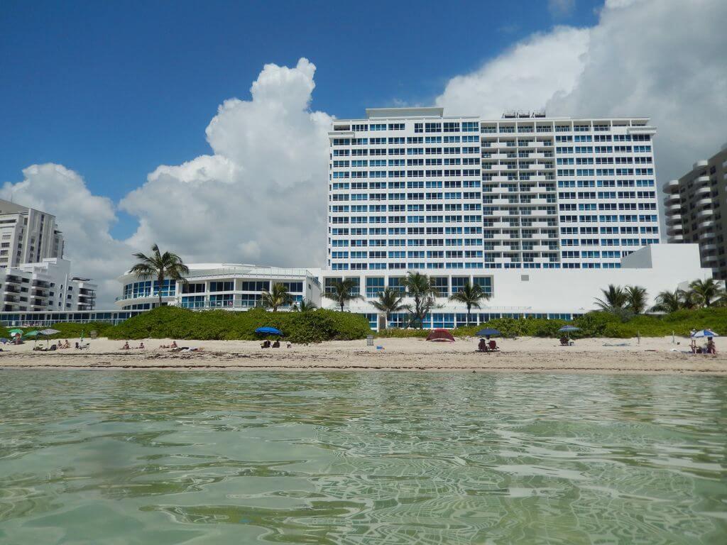 Apartmán Fontainbleau Resort s výhledem na oceán