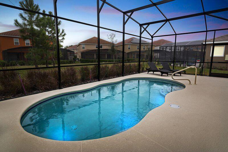 Vila Solterra Resort s bazénem v blízkosti Orlando