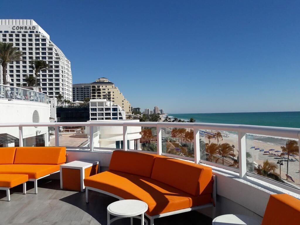 Apartmán v Qclub Ft. Lauderdale Beach