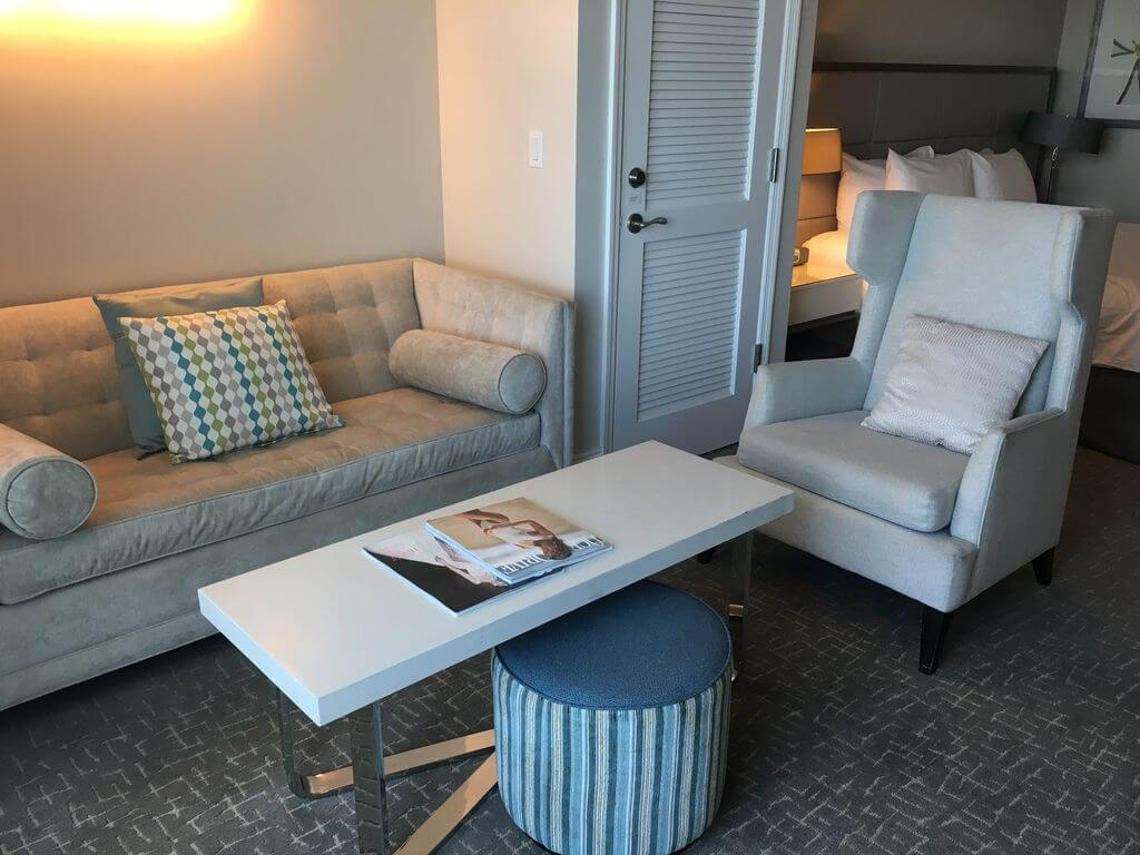 Apartmán v 5* resortu na Miami Beach