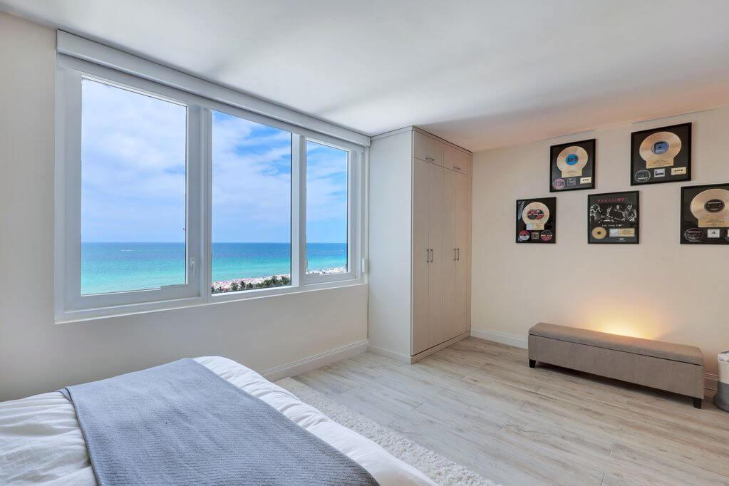 Byt na pláži Miami South Beach