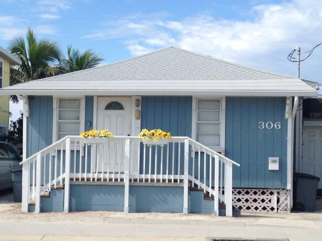 Dům na soukromé pláži