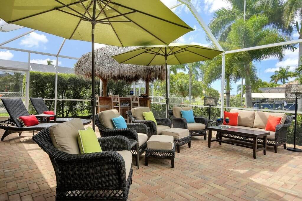 Vila v Yacht Clubu – Cape Coral