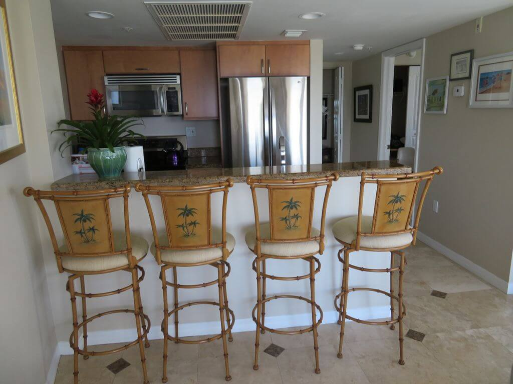 Apartmán na pobřeží Miami Beach, Florida