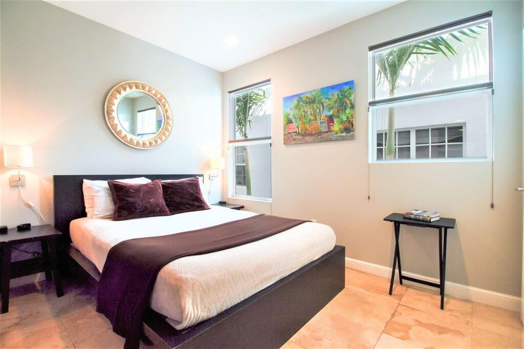Luxusní apartmán pro 4 osoby na Miami Beach