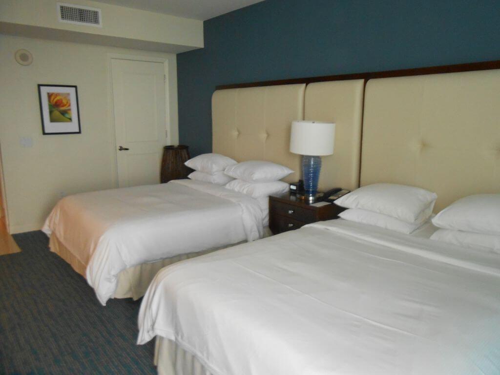 Apartmán v hotelu Hilton