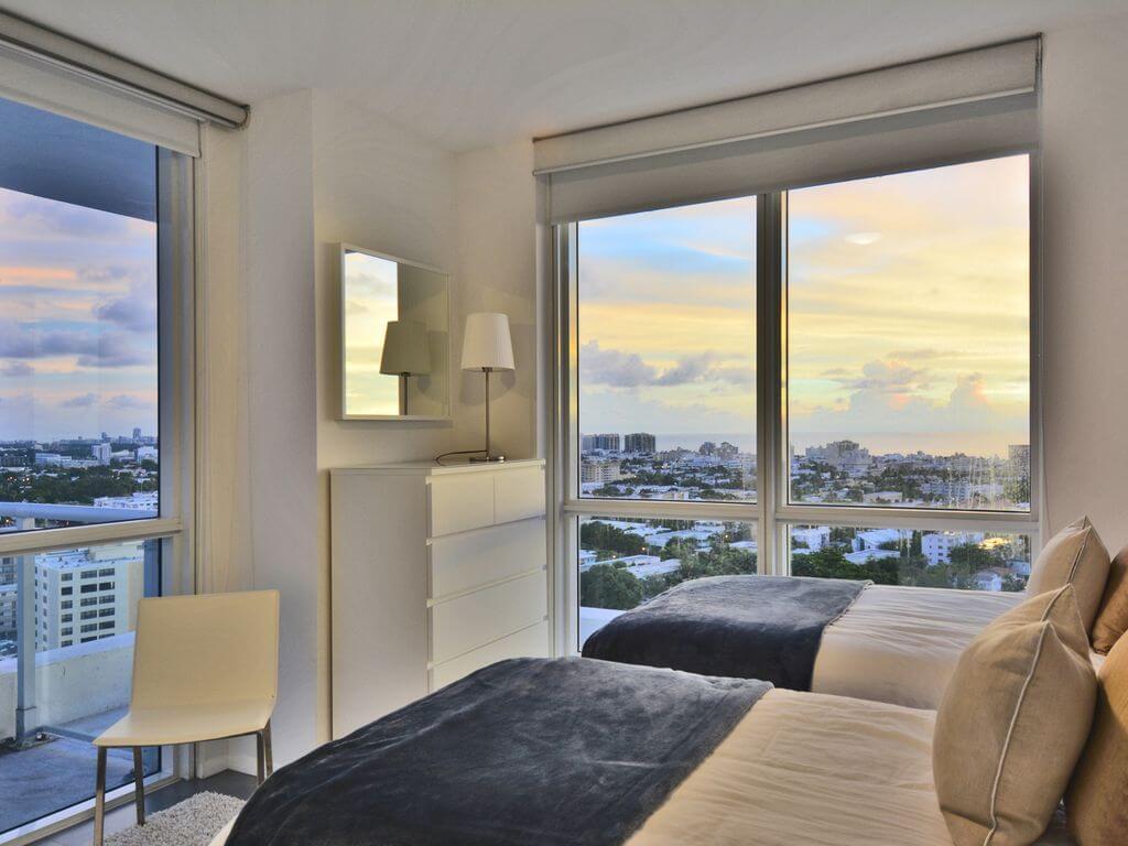 Luxusní apartmán na Miami Beach
