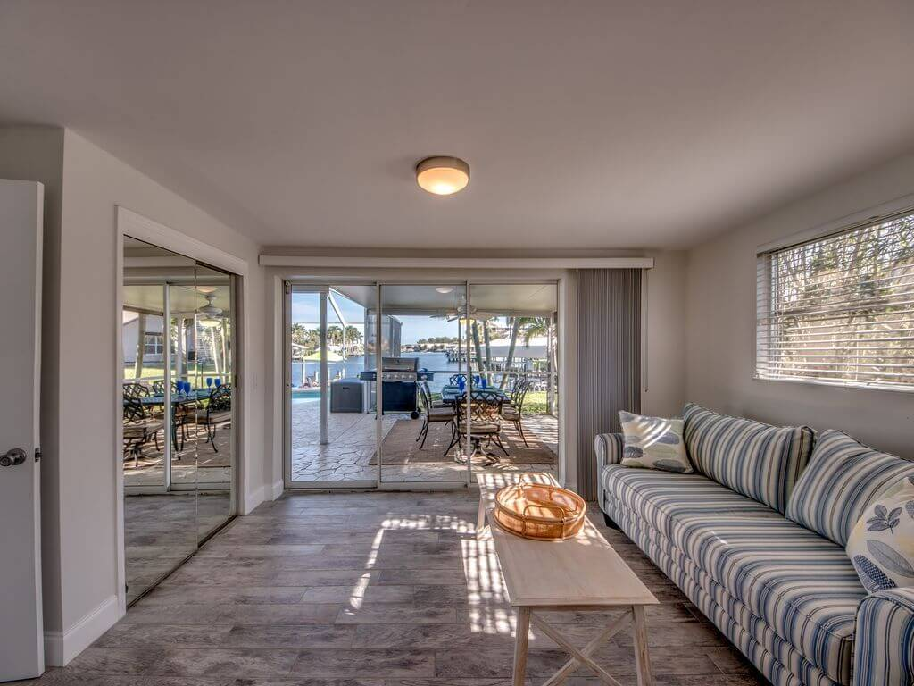 Rodinný dům s bazénem Cape Coral pro 10 osob