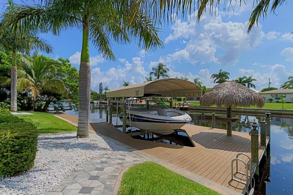 Prázdninová vila v Yachtclubu