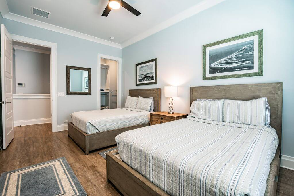 Townhome Brightwater Blue