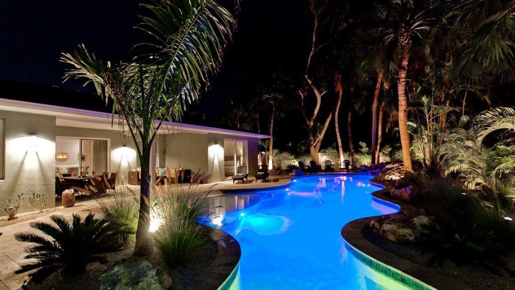 Dům v Tropické oáze