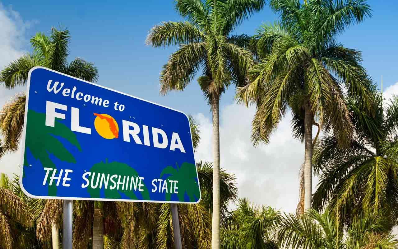 Co vědět než vyrazíte na dovolenou na Floridu