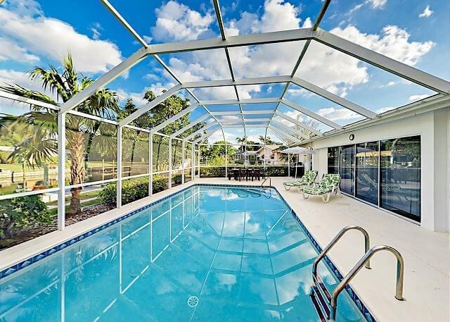 Prázdninový dům v Cape Coral