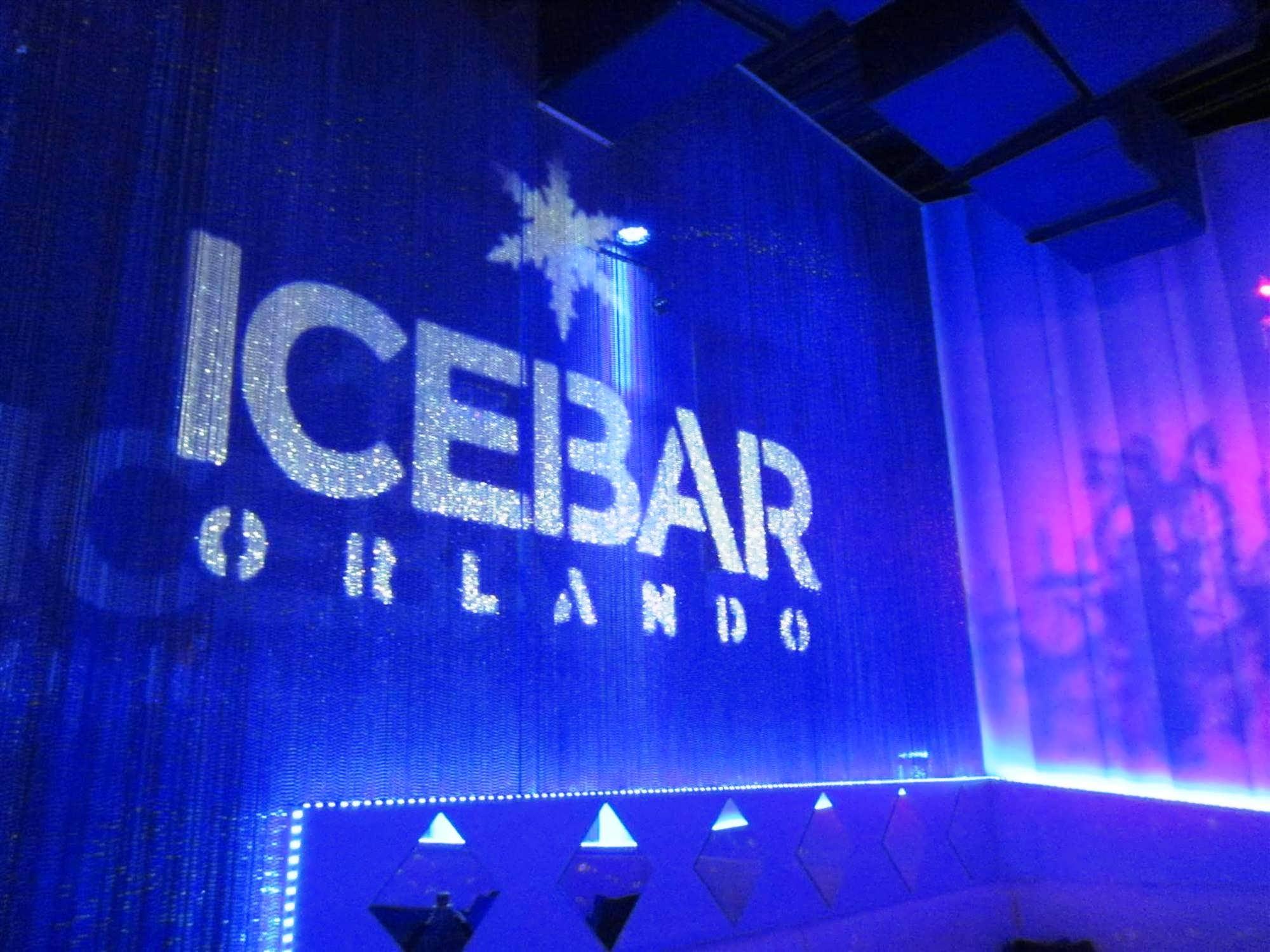 Icebar Orlando Florida