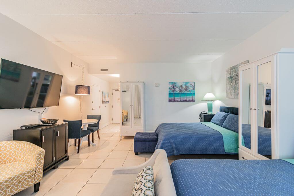 Apartmán v soukromém resortu