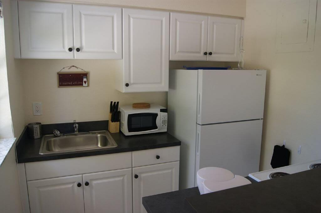 Apartmán pro 2 osoby v centru Cape Coral