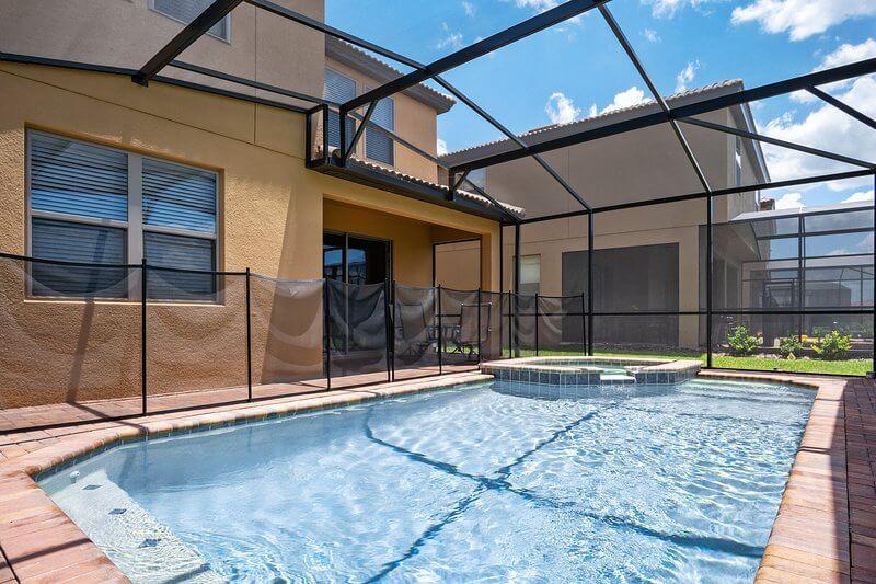 Prázdninový rodinný dům v resortu Solterra Davenport