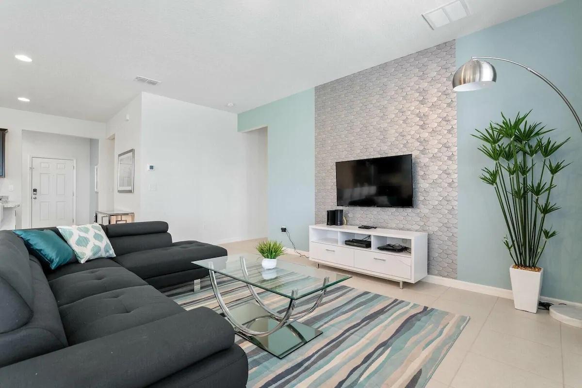 Moderní dům v Solterra Resort
